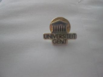 UGent pin